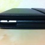LEICKE iPad-Hülle mit Bluetooth Tastatur