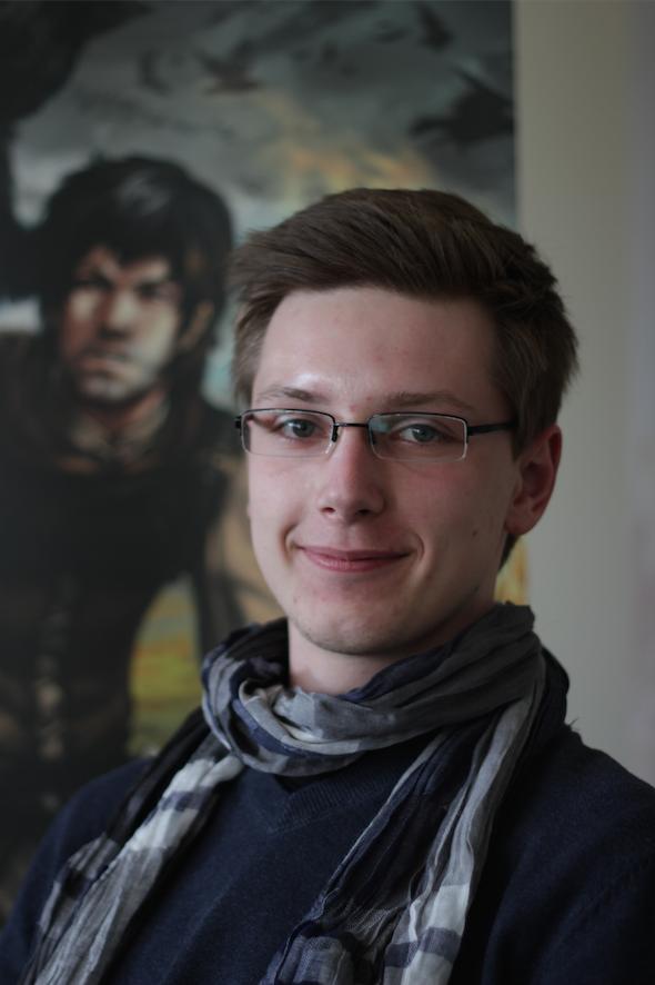 Jonas von Daedalic (Bild: Carolin Krause)