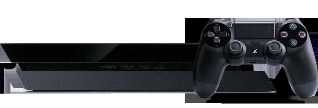 Sony PlayStation 4 mit Controller (Bild: Sony)