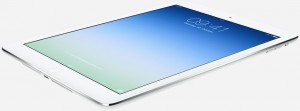 Apple iPad Air (Bild: Apple)