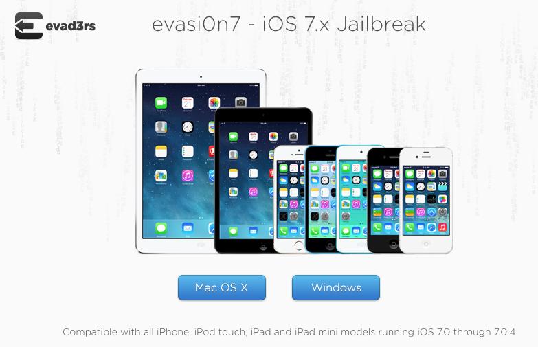 iOS 7 Untethered Jailbreak überraschend veröffentlicht 1