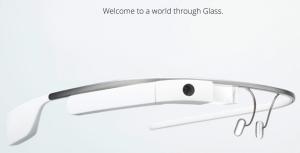 """So bewirbt Google die """"Google Glass"""". (Bild: Google)"""