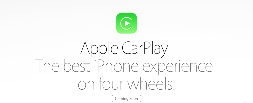 "Apple: ""iOS in the Car"" wird zu ""CarPlay"" 1"