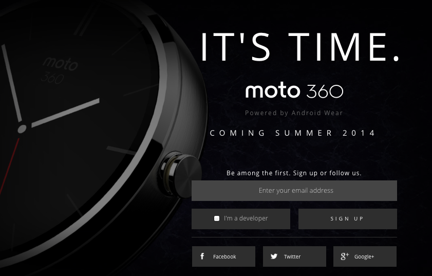 Motorola - Moto360 (Bild: Motorola)