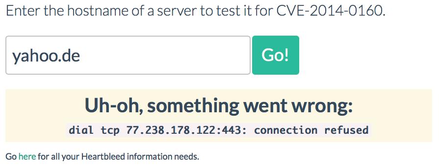 Daten-GAU: Yahoo und Flickr Server von OpenSSL-Lücke betroffen 1