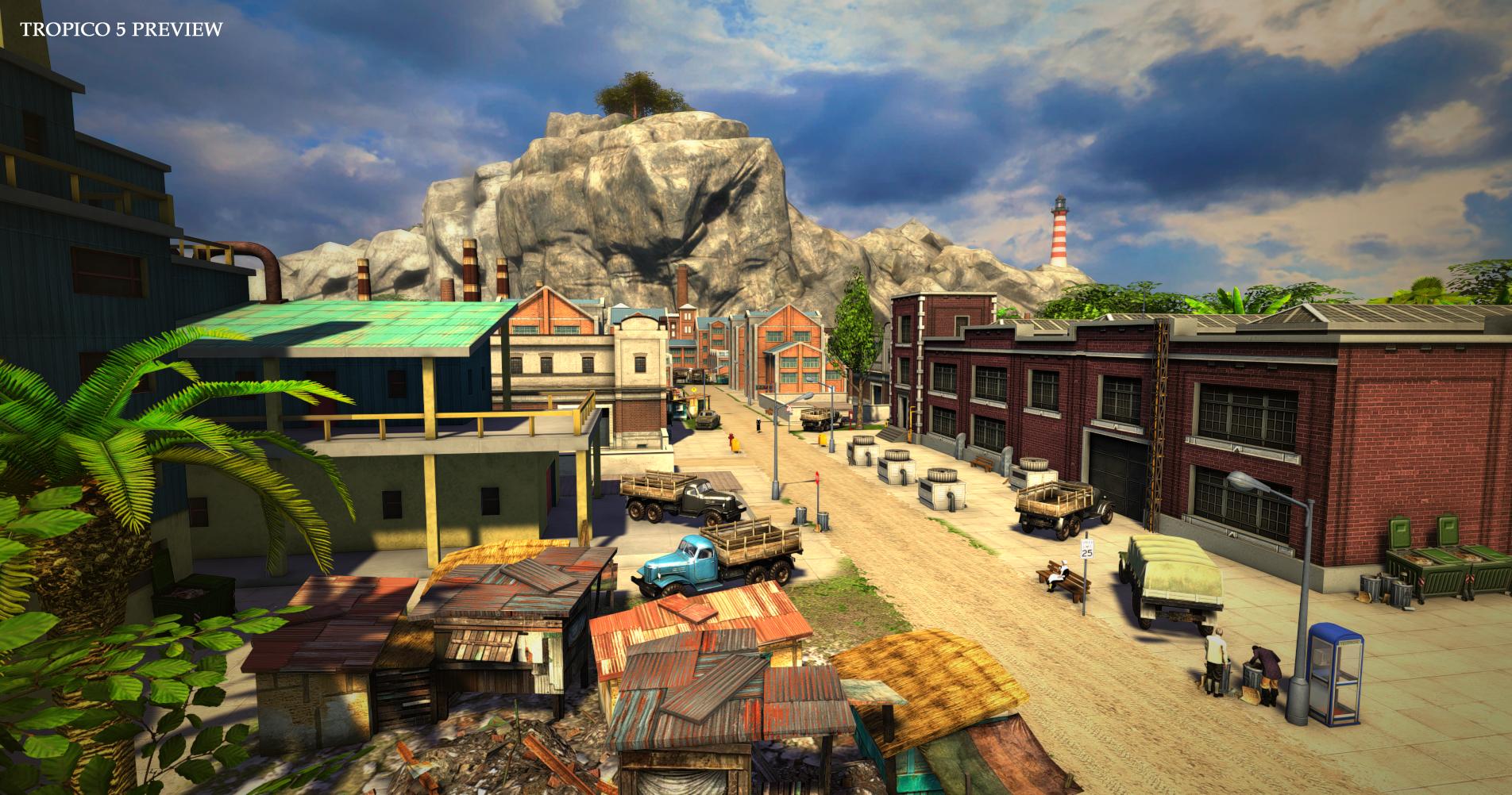 Tropico 5: Vorverkauf gestartet sowie neuer Gameplay-Trailer 5