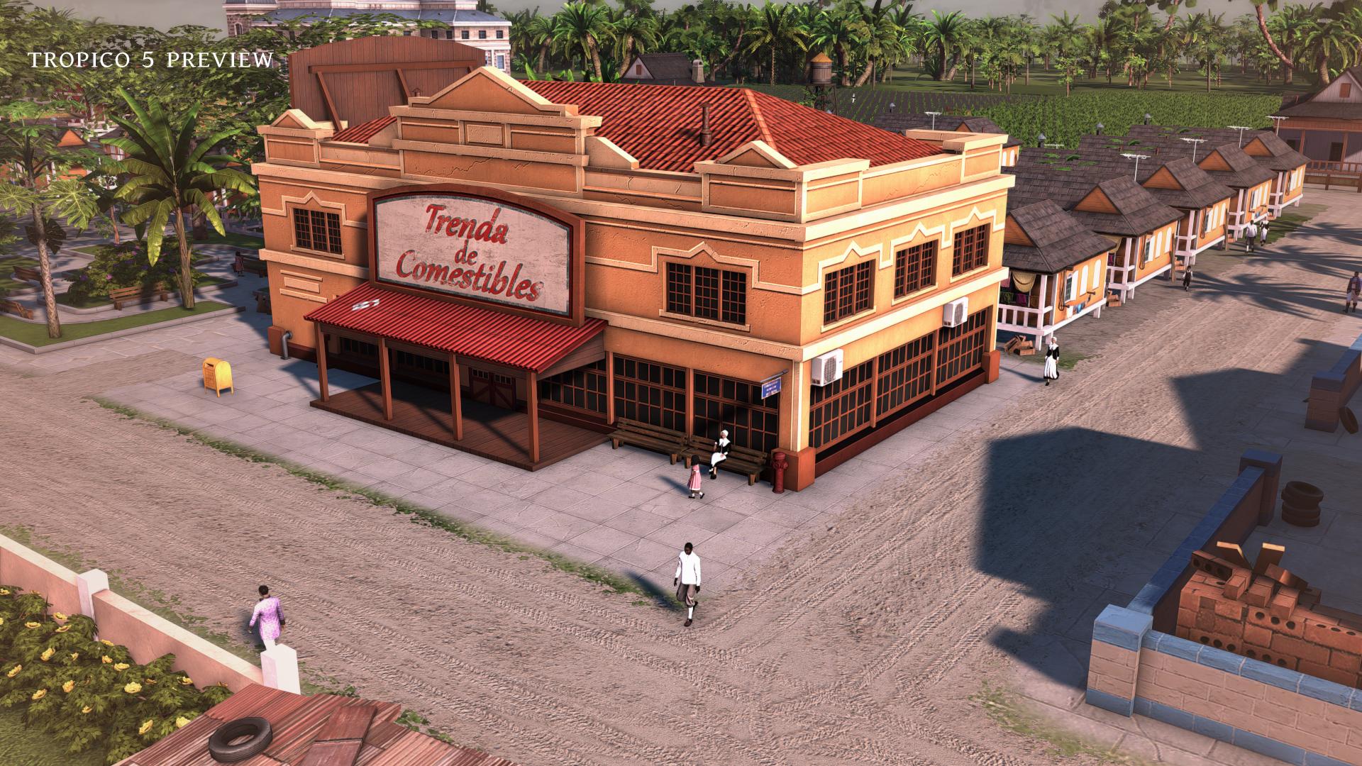 Tropico 6: Trailer zeigt Weltwunder, Fans kritisieren Grafik 4