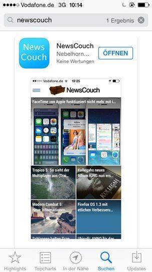 In Eigener Sache: Wir sind im App Store und auf Google Play! 4