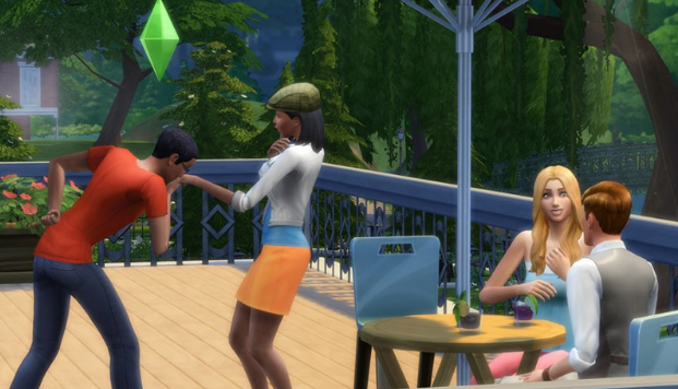 Origin: Die Sims 4 - Game Time, Titanfall und weitere für 48 Stunden lang spielen 2