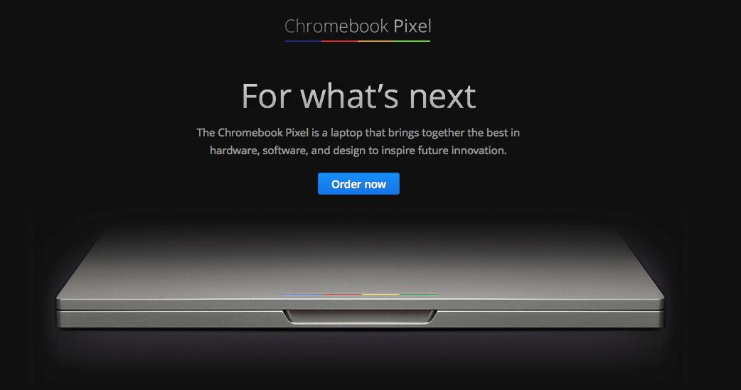 Chromebook kaufen und zwei Jahre 1 TB Speicher für Google Drive 2
