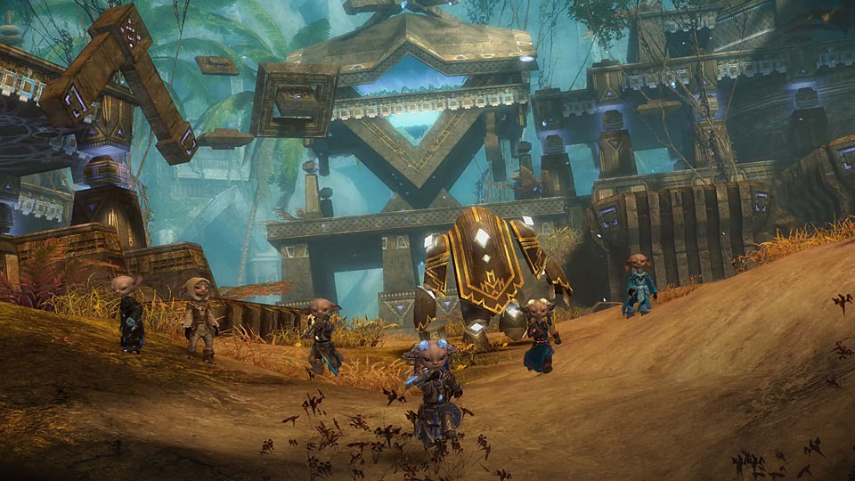 Guild Wars 2 (Bild: NCSOFT Corporation)