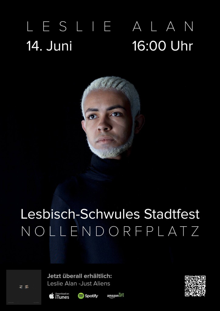 Leslie Alan - Stadtfest Berlin