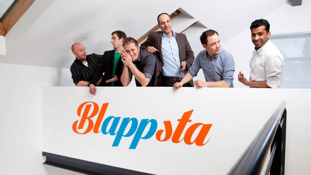 Das Blappsta Team