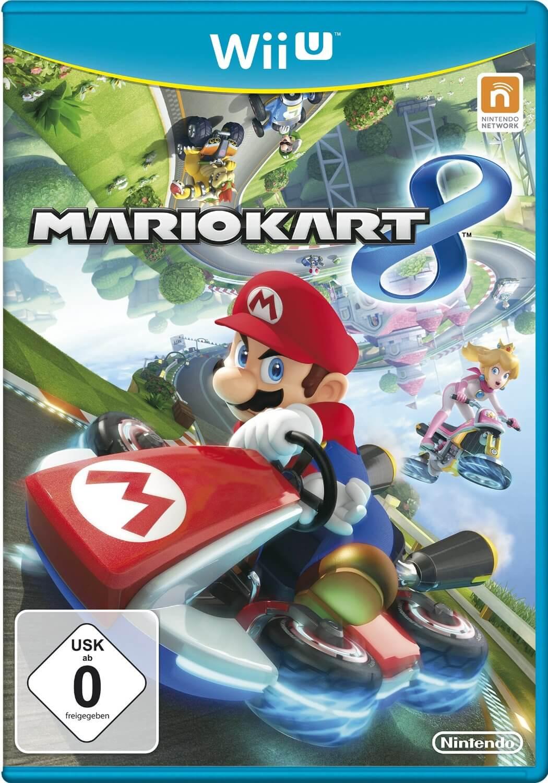 Mario Kart 8 hat sich innerhalb eines Monats rund 2 Millionen mal 1
