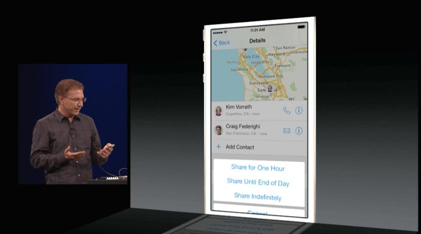 iOS 8 - iMessage