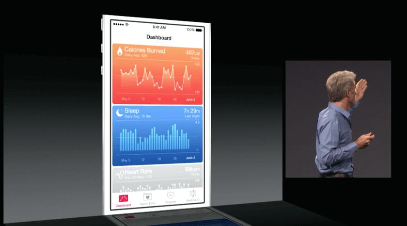 iOS 8 - Health