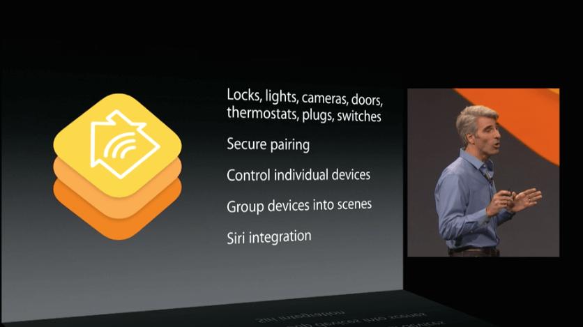 iOS 8 - Homekit