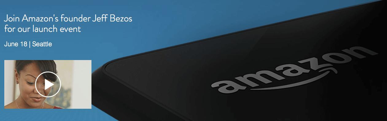 Amazon wird neues und besonderes Produkt am 18. Juni vorstellen 1