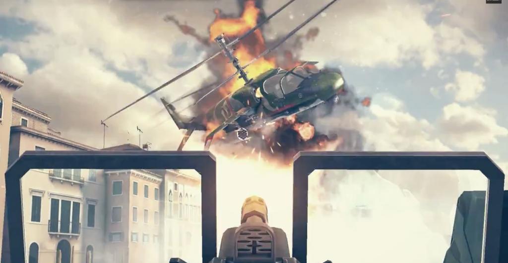 Modern Combat 5: Blackout - Demnächst für iOS, Android und Windows Phone