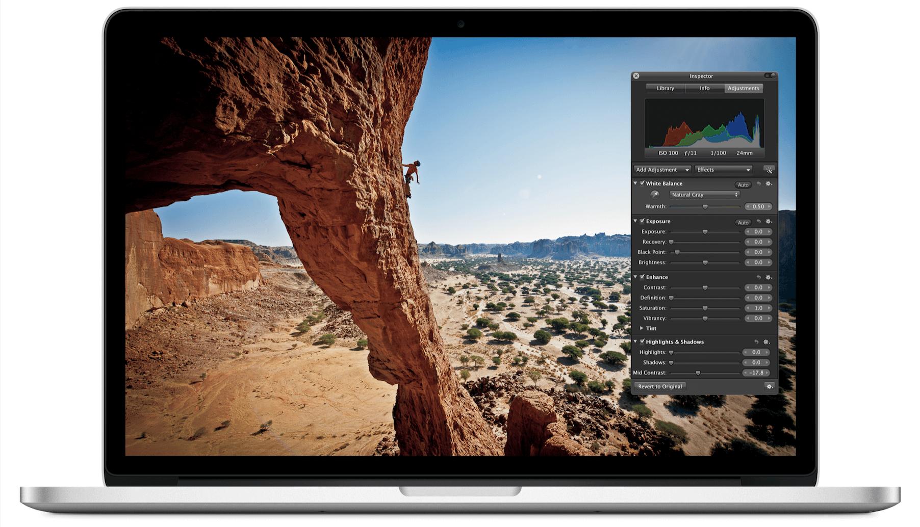 Apple wird wohl Entwicklung von Aperture und iPhoto einstellen 1