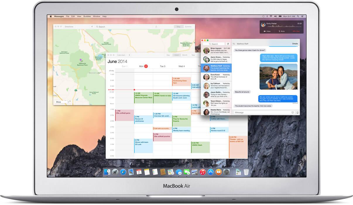 OS X Yosemite: Freiwillige Beta-Tester können sich Anmelden 2
