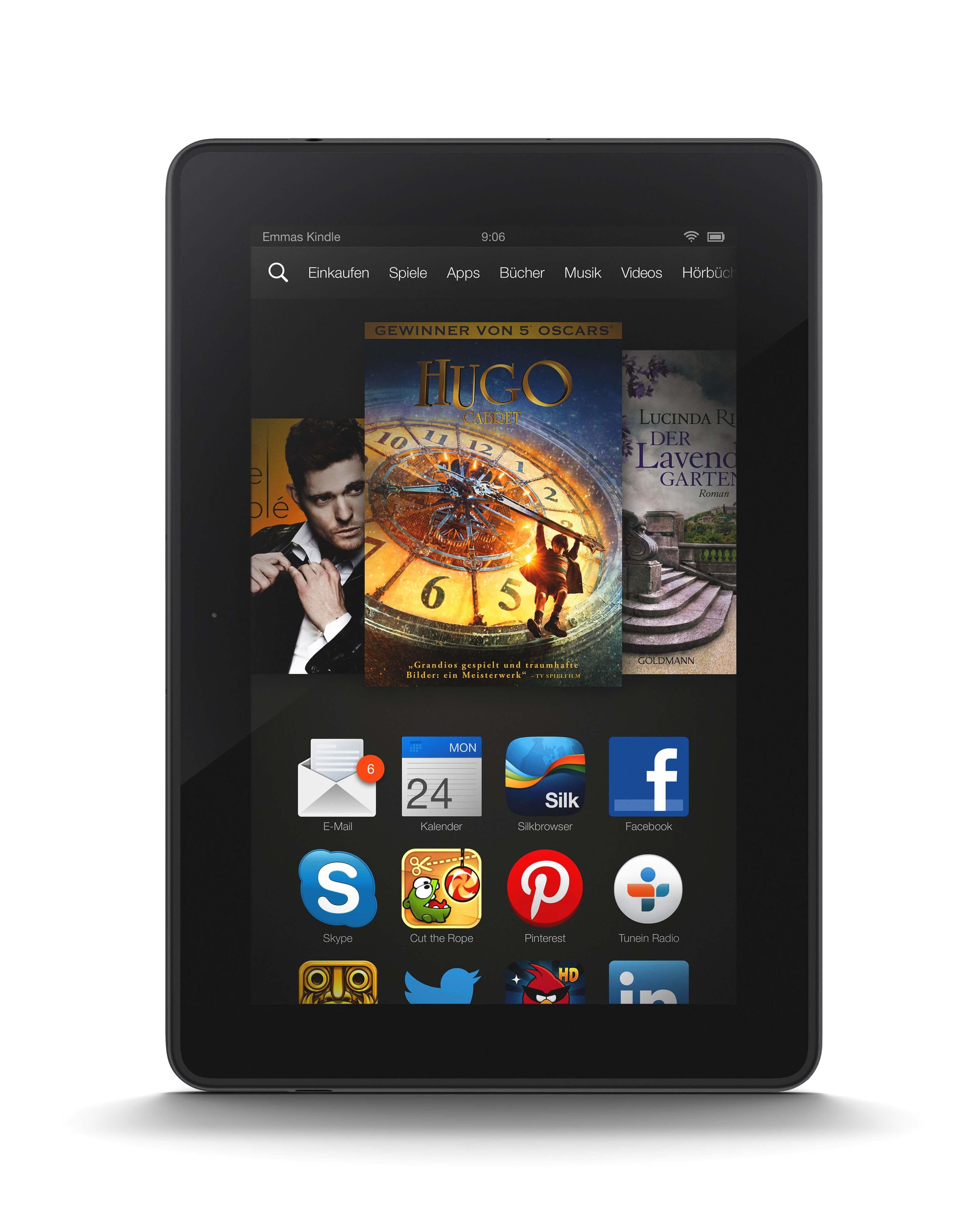 Amazon Cyber Monday Countdown: Kindle Fire HDX und HDX 7 stark reduziert 1