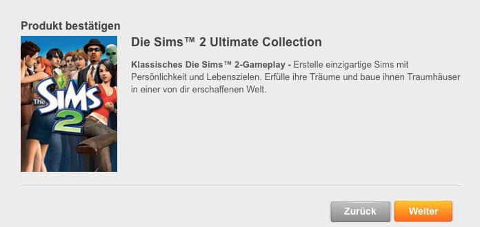 Die Sims 2 inklusive allen DLCs kostenlos bei Origin erhältlich 1