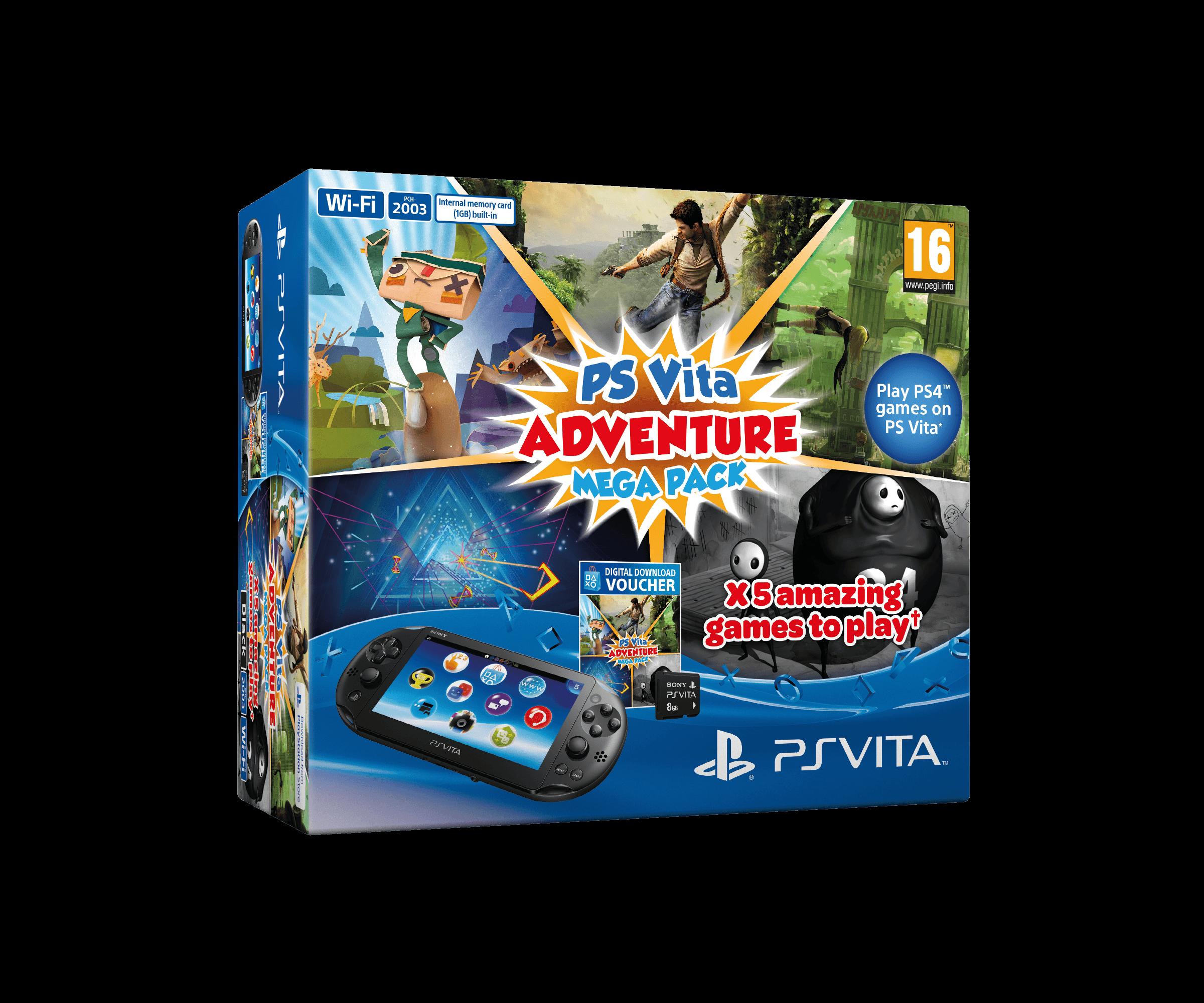 Neues PS Vita Mega Pack kommt diesen Herbst 1