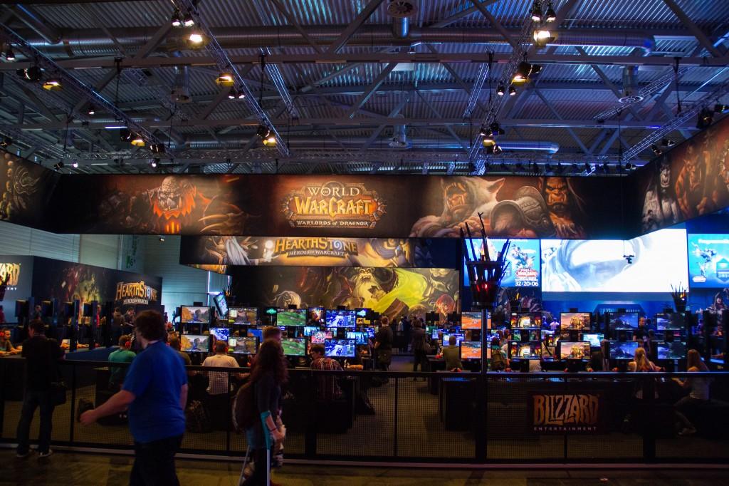 World Of Warcraft auf der GamesCom 2014