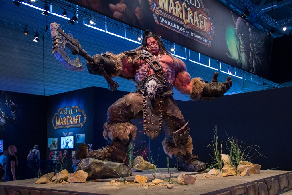 World Of Warcraft - GamesCom 2014