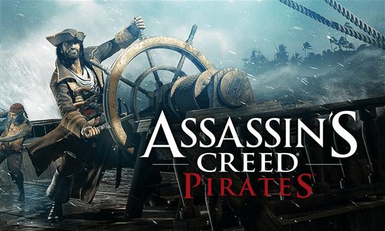 """""""Assassin's Creed: Pirates"""" im Windows Phone Store erschienen 1"""