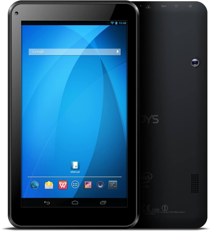 Odys Intellitab: Tablet mit 7 Zoll für 88 Euro 1