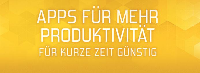 iOS-Apps für mehr Produktivität derzeit günstiger 1