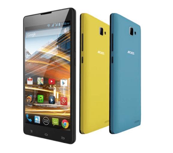 Archos 50 Neon: Neues Einsteiger-Smartphone mit Dual-SIM 1