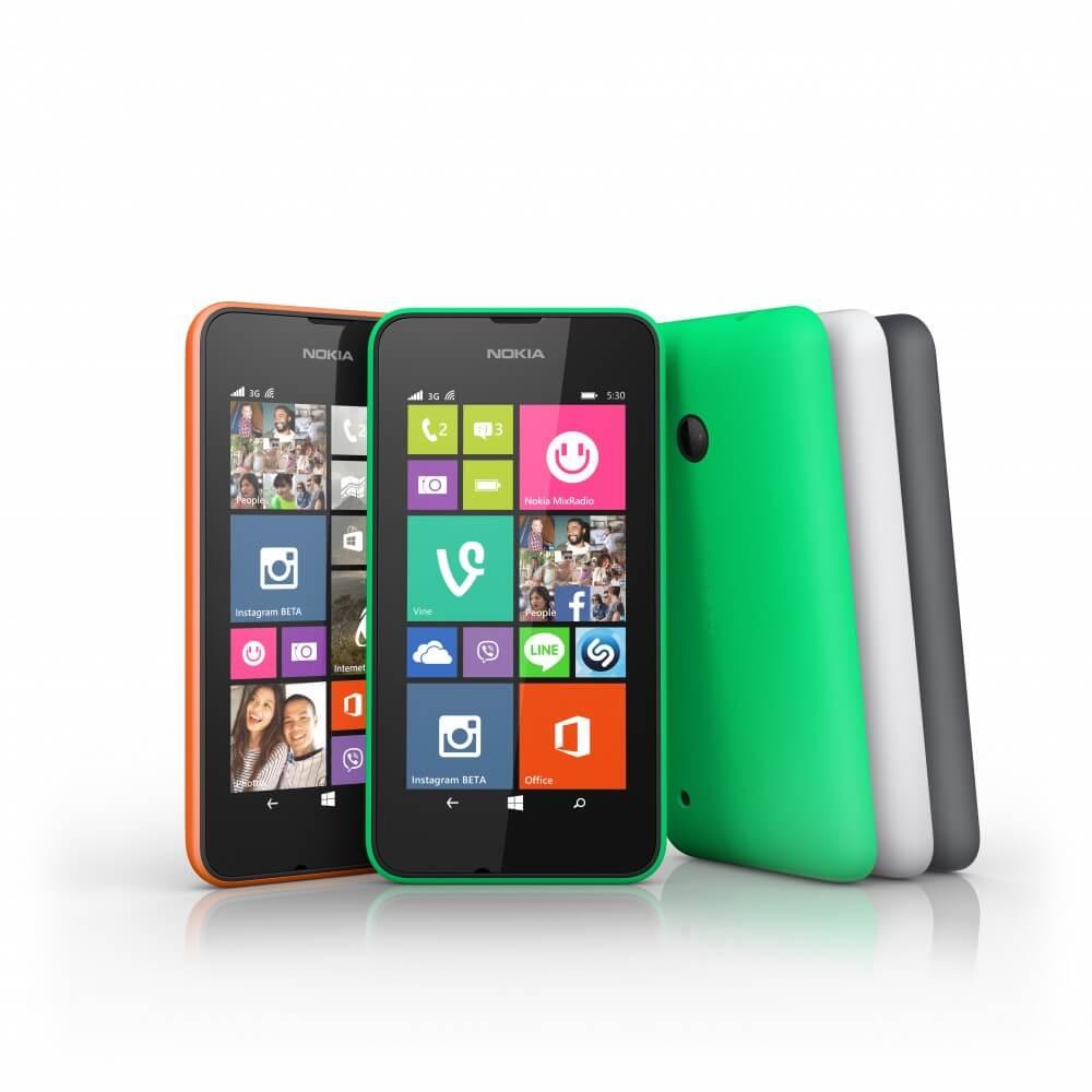 Nokia Lumia 530 erscheint für 99 Euro in Deutschland 1