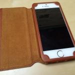 iPhone 5s Tasche Dallas von KAVAJ im Test 3