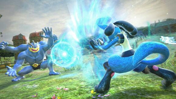Pokkén Tournament: Pokémon trifft auf Tekken 1