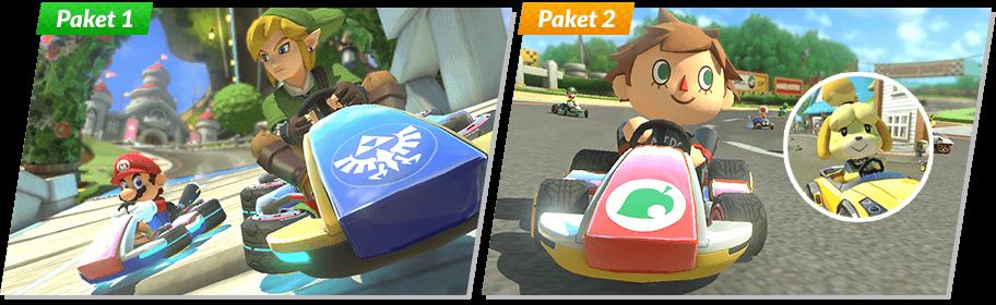 Mario Kart 8: Ein DLC kommt selten allein 1