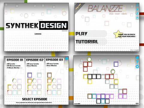 Balanzze in Version 3 erschienen: Neue Blöcke, 50 neue Levels 1