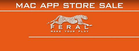 Spiele von Feral Interactive im Mac App Store bis zu 75% günstiger 1