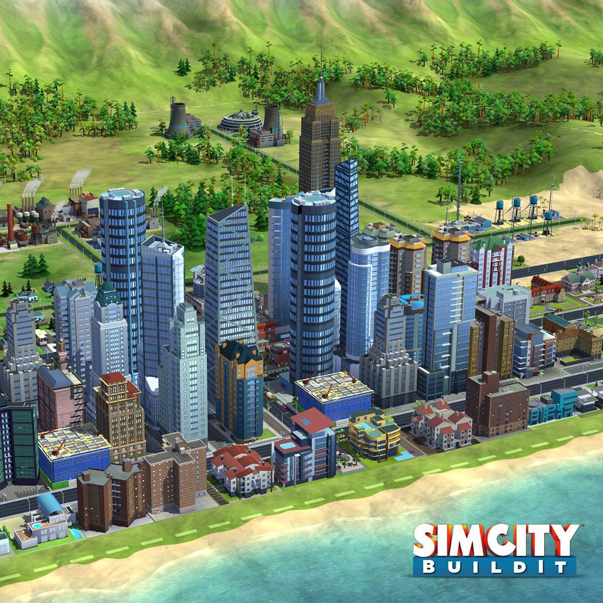 SimCity BuildIt angekündigt für iOS und Android 1