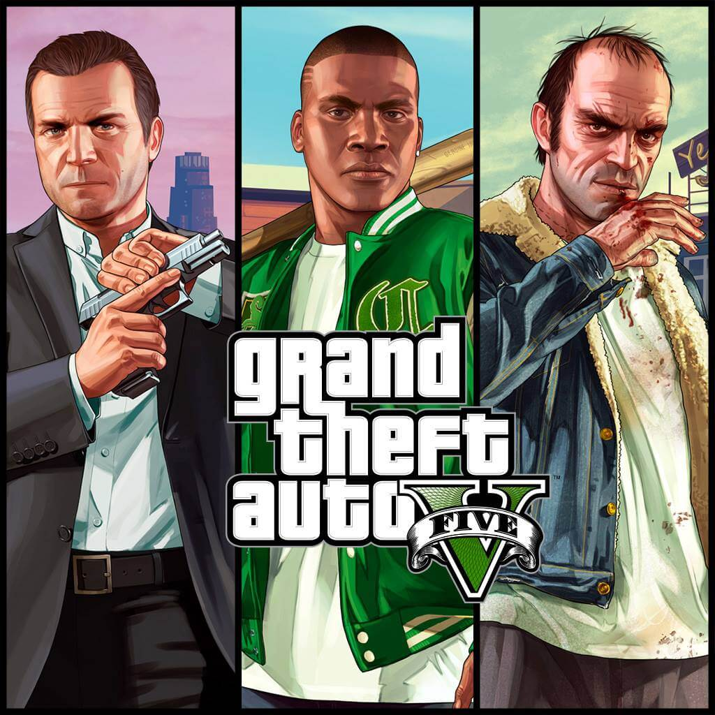 Grand Theft Auto 5 (GTA5)