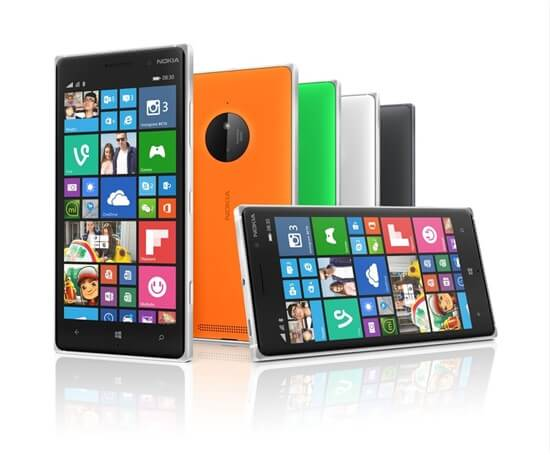 Nokia Lumia 730/735 und Lumia 830 präsentiert 4