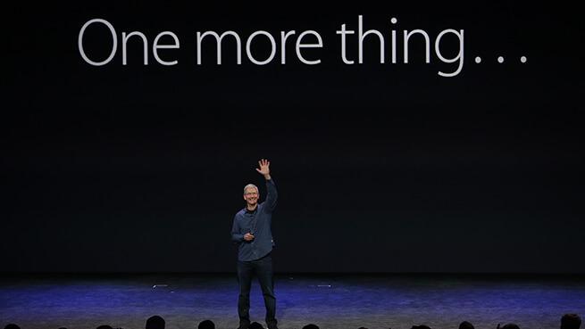 Tim Cook redet über neue Produkte, Steve Jobs, Apple TV und Beats 1
