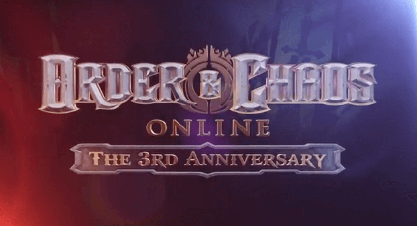 Gameloft bedankt sich für 3 Jahre Order & Chaos 1