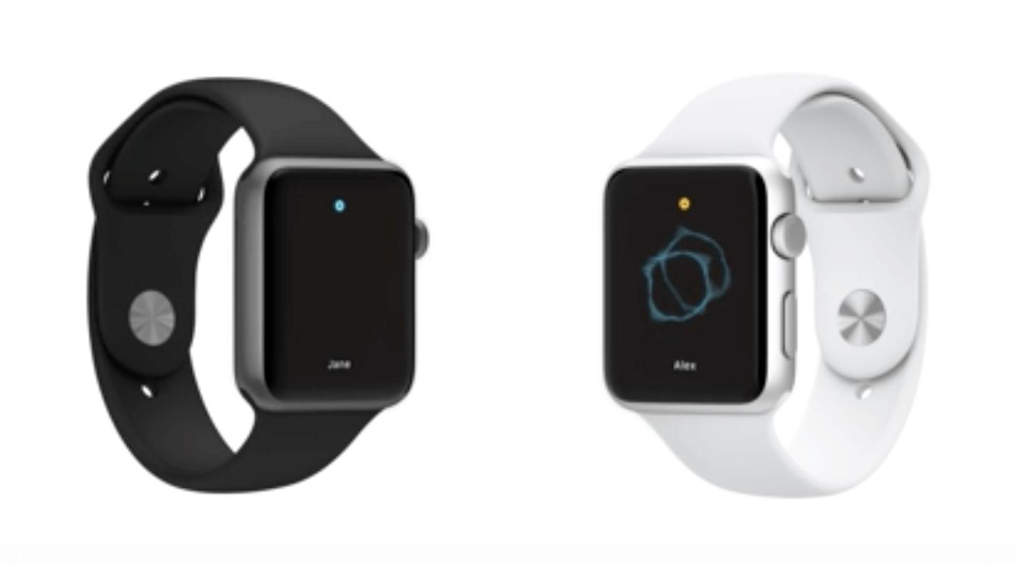 Apple Watch kommt im April 1