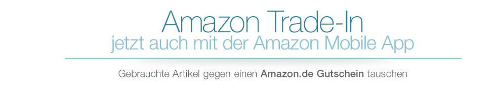 Amazon startet Trade-In-Programm für Elektronik auch in Deutschland 1