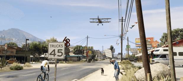GTA 5 Mod: Tsunami sorgt für mächtig aufsehen 1