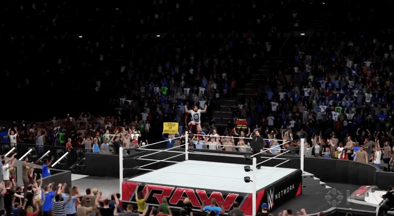 Offizieller Trailer zum Spiel WWE 2K2015 veröffentlicht 1