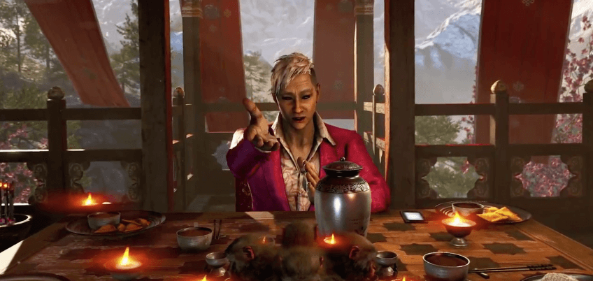 Neuer Trailer: Far Cry 4 Pagan Min: King of Kyrat 1